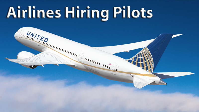 Airlines Hiring Pilots Website Link